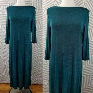 Coldwater Creek size XL Petite Travel Knit Dress